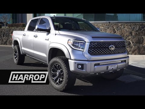 2019 Tundra Platinum | Harrop TVS2650 Supercharged