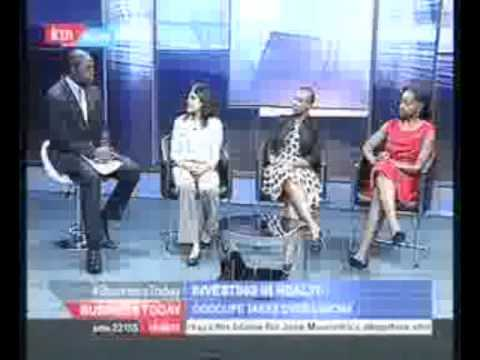 KTN Business Today--- GoodLife Pharmacy Expansion in Kenya / East Africa