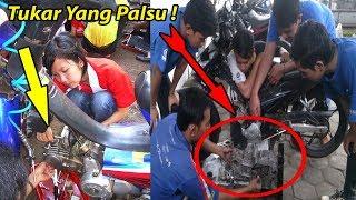 Terbongkar Trik Terlaknat Penjual Motor Bekas Seken Agar Laku Mahal