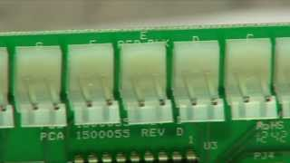 LED Vane and Driver Replacement on a Scoreboard