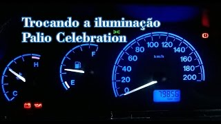 Personalizando painel Palio Celebration thumbnail
