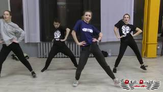 New Year / Devil Dance Studio / IOWA - Плохо танцевать / choreo by Sasha Rusetskaya