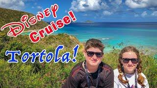 Disney Cruise Star Wars Day at Sea Tortola, Pirate Night, and Palo