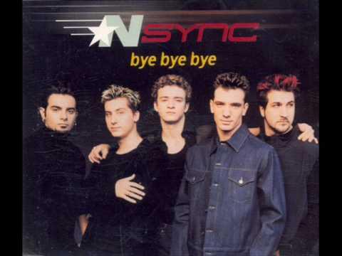 nsync-Bye Bye Bye (Instrumental)