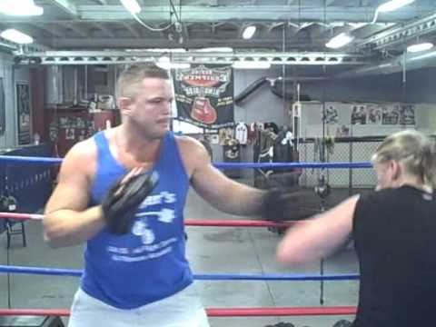 Boxing Columbus Ohio