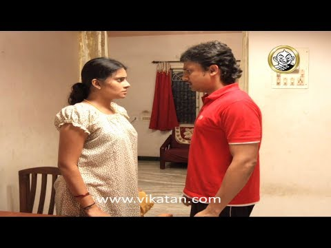 Tamil trying to avoid Thulasi's questions