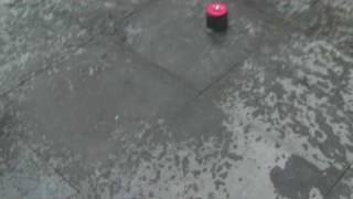 CO2 Landmine test