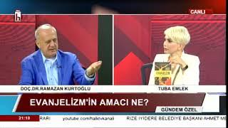 EVANJELİZM NEDİR? - TUBA EMLEK İLE GÜNDEM ÖZEL / 1.BÖLÜM - 06.08.2018