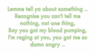 N-Dubz - Shoulda Put Something On - Lyrics x