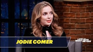 Jodie Comer Can't Keep Track of How Many People She's Murdered on Killing Eve