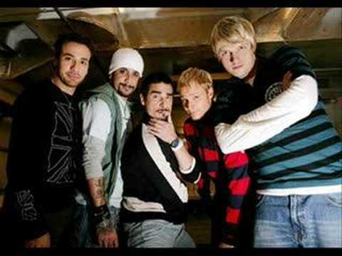 Backstreet Boys: Just To Be Close
