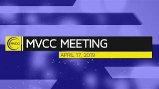 MVCC Meeting : April 17, 2019