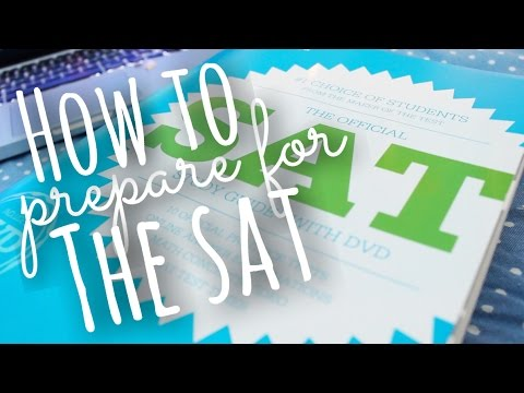 How to Prepare for the SAT + Tips and Tricks! | SimplyMaci