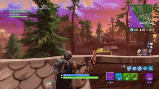 Fortnite funny moments #3 leveling up and getting wins