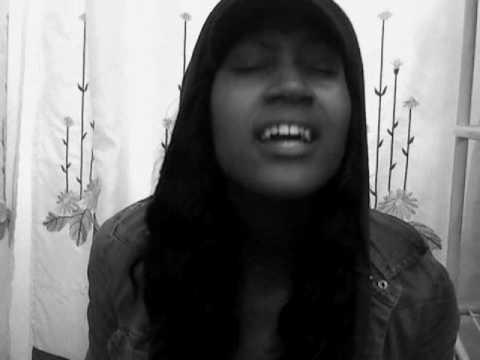 Tra'Nisha B. singing Rihanna