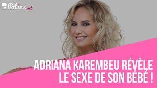 Adriana Karembeu révèle le sexe de son bébé !