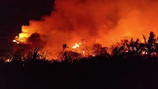 Video Lava flow at The Pig House 4:52 PM May 22, 2018 download MP3, 3GP, MP4, WEBM, AVI, FLV Mei 2018