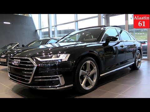 DETAILS of the Audi A8 2018 | In Depth Review Interior Exterior