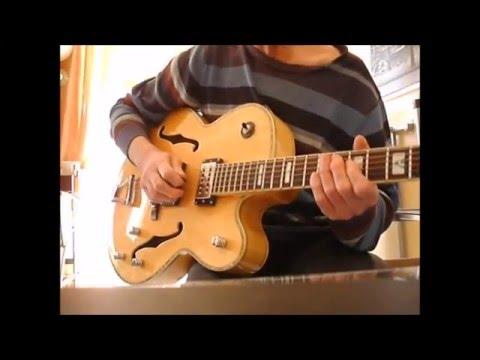 Paroles Paroles (guitare solo)