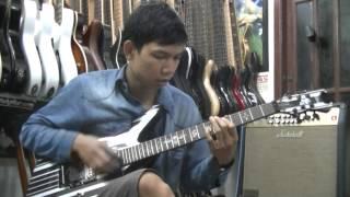 belajar intro lagu-So Far Away-avenged sevenfold