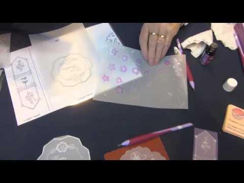 ICHF - Parchment Craft - Pergamano