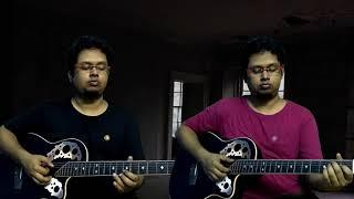 """Mere Rashke Qamar"" | Baadshaho | Guitar Instrumental Cover"