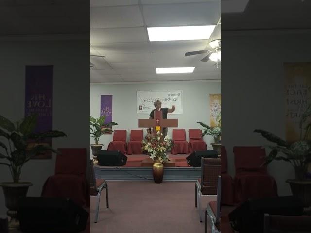 Rhovonda Brown: God is doing a new thing my Sermon