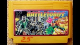 Kickfighter with music from battletoads 3