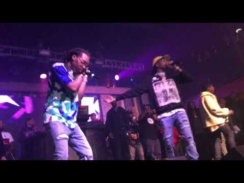 Migos - Key To The Streets (Live at Revolution Live on 1/14/2017)