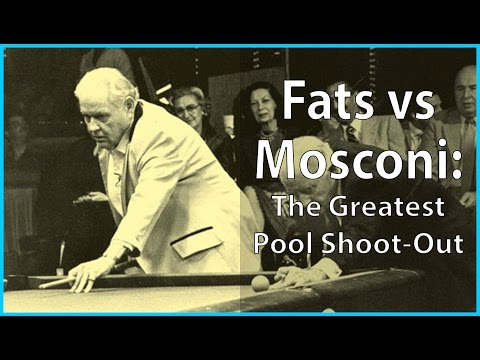 Fats vs Mosconi: The Greatest Pool Shoot-Out
