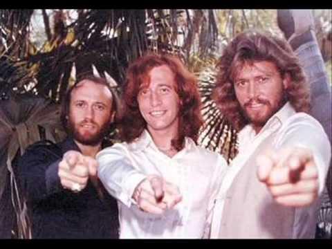 YouTube   Bee Gees   Spirits Having Flown demo version