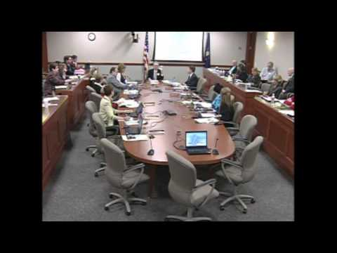 Michigan State Board of Education Meeting for March 12, 2013 - Morning Session