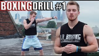 The BEST Boxing Footwork Drill for Beginners thumbnail