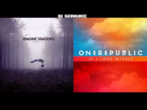 OneRepublic & Imagine Dragons - If I Radiate Myself (Mashup)