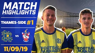TWO BIG SIGNINGS! - HASHTAG UNITED vs BRENTWOOD TOWN