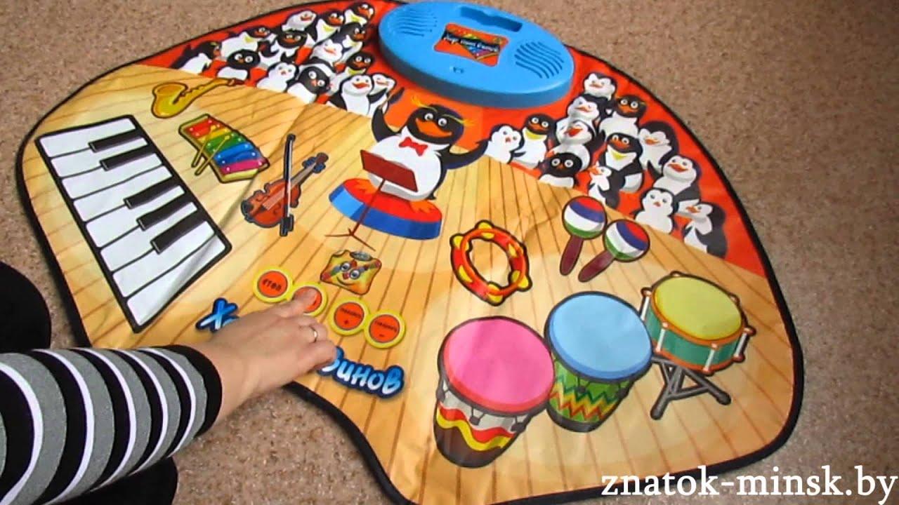 Playgro 0182618 развивающий коврик