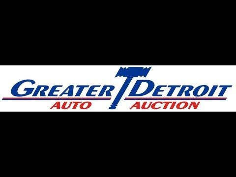 The Greater Detroit Auto Auction Show