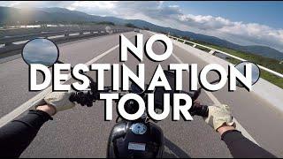 No Destination Tour 2019 [모토브이로그, 바이크 일기]