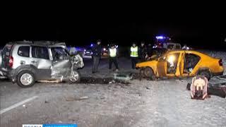 Анонс: в ДТП на Енисейском тракте погибли четыре человека