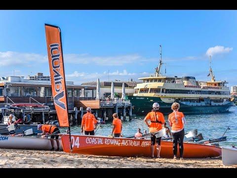 Bridge to Beach Race, Sydney 2016