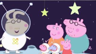 Space *** #Peppa Pig #Puzzle For #babies #toddlers #kids
