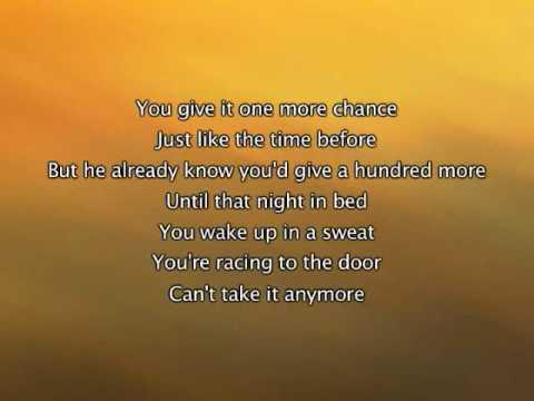 Alicia Keys - Lesson Learned, Lyrics In Video