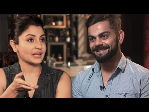 Anushka Sharma's SHOCKING Interview about boyfriend Virat Kohli