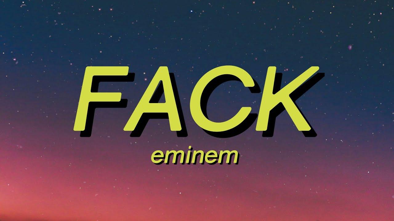 Download Eminem - FACK (Lyrics) i am , I'm going to c*m TikTok Song