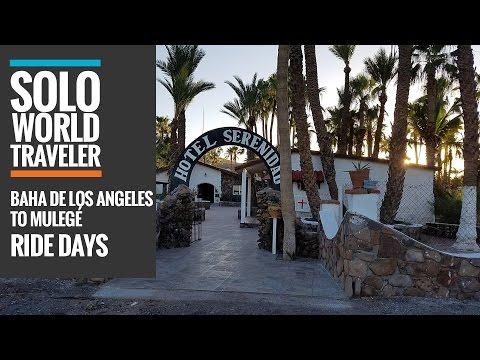 Ride Day 13: Bahía de los Ángeles To Mulegé, California Sur