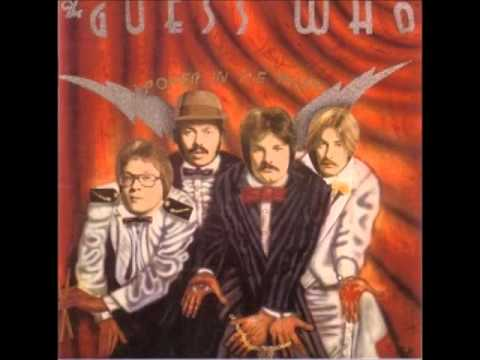 The Guess Who - When The Band Was Singin' (Shakin all Over)