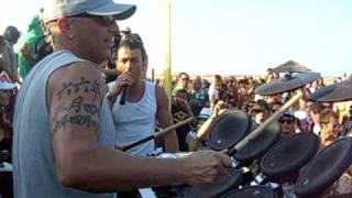 Frankie P & Davide Ruberto live set @ Papeete 2 maggio 09 (video edit by Gorilla Prod)