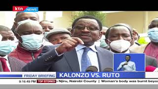 Kalonzo vs Ruto: Kalonzo files complaint against DP Ruto over comments on Yatta land