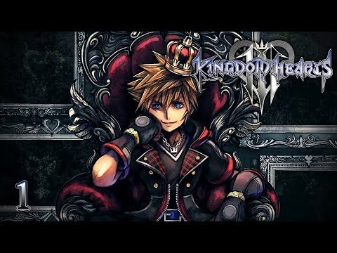 it's-finally-here!---let's-play---kingdom-hearts-3---1---walkthrough-and-playthrough