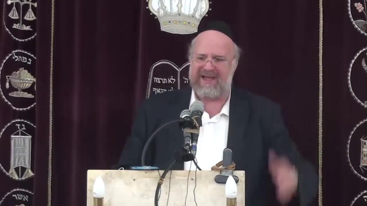 הרב ברוך רוזנבלום - פרשת ראה - חודש אלול - כיצד ניתן להגיע לדרגות רוחניות גבוהות?